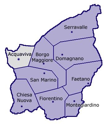 Gualdicciolo San Marino (SM)