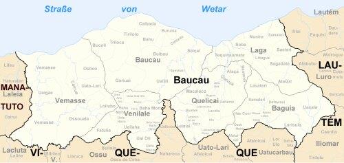 Baguia Timor Leste (TL)
