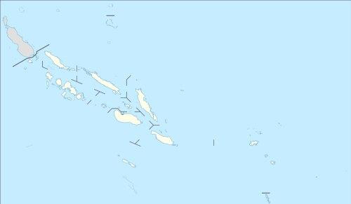 Buala Solomon Islands (SB)