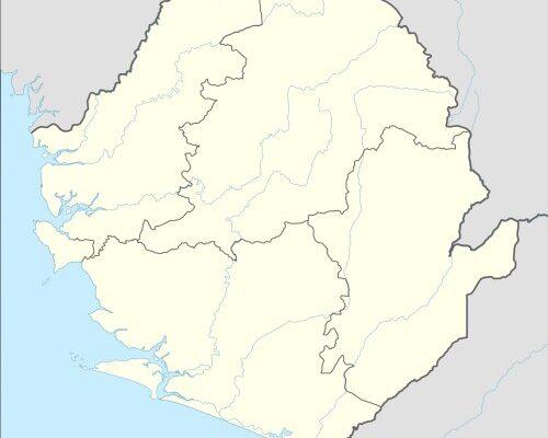 Masiaka Sierra Leone (SL)