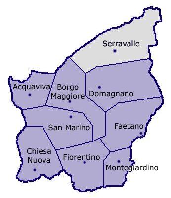 Falciano San Marino (SM)