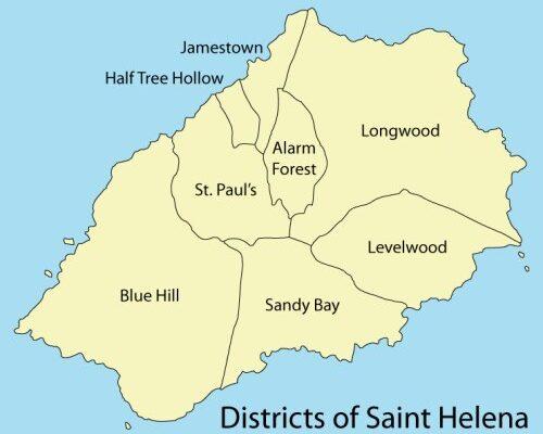 Levelwood Saint Helena (SH)