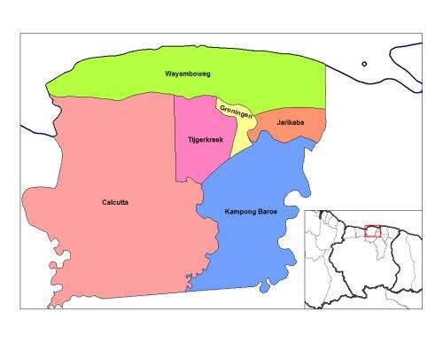Calcutta Suriname (SR)