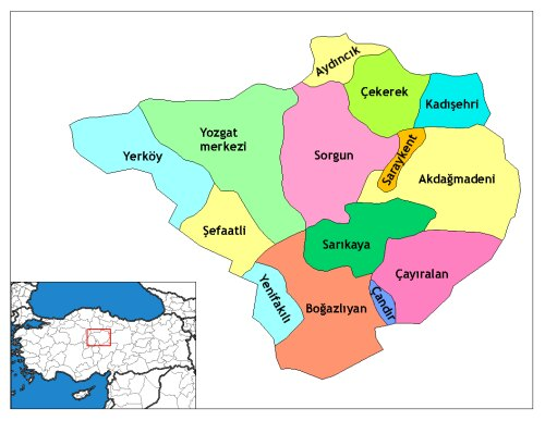 Sarıkaya Turkey (TR)