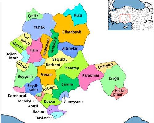 Derebucak Turkey (TR)