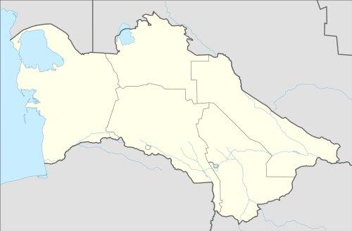Koytendag Turkmenistan (TM)