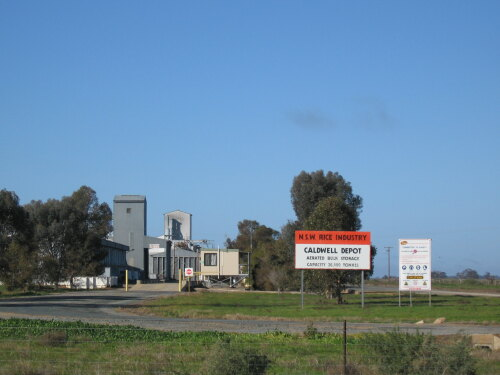 Caldwell Australia (AU)