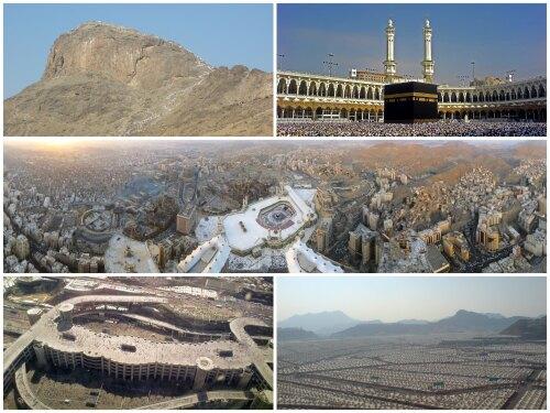 Mecca Saudi Arabia (SA)