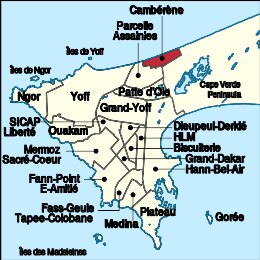 Cambérène Senegal (SN)