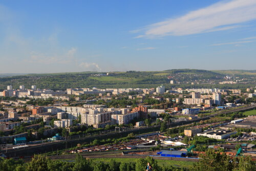 Novokuznetsk Russia (RU)