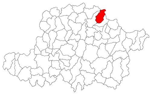 Hășmaș Romania (RO)