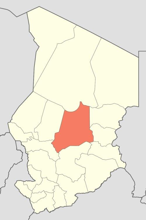 Oum Hadjer Chad (TD)