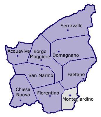 Cerbaiola San Marino (SM)