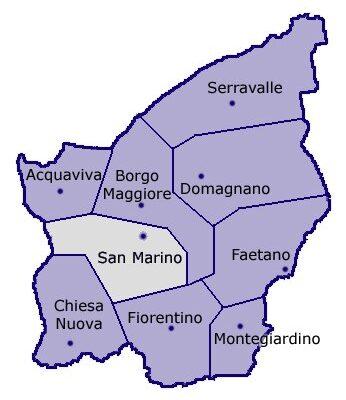 Casole San Marino (SM)