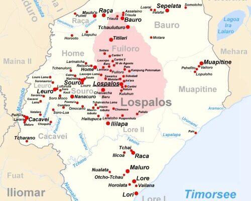 Fuiloro Timor Leste (TL)