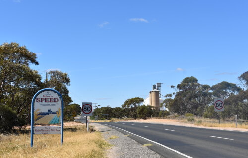 Speed Australia (AU)