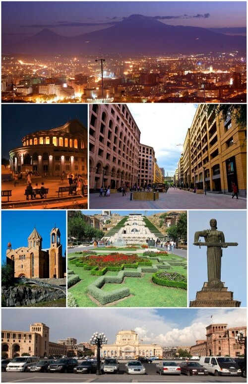 Yerevan Armenia (AM)