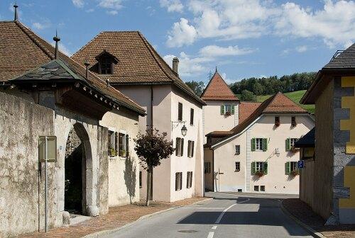 Saint-Maurice Switzerland (CH)