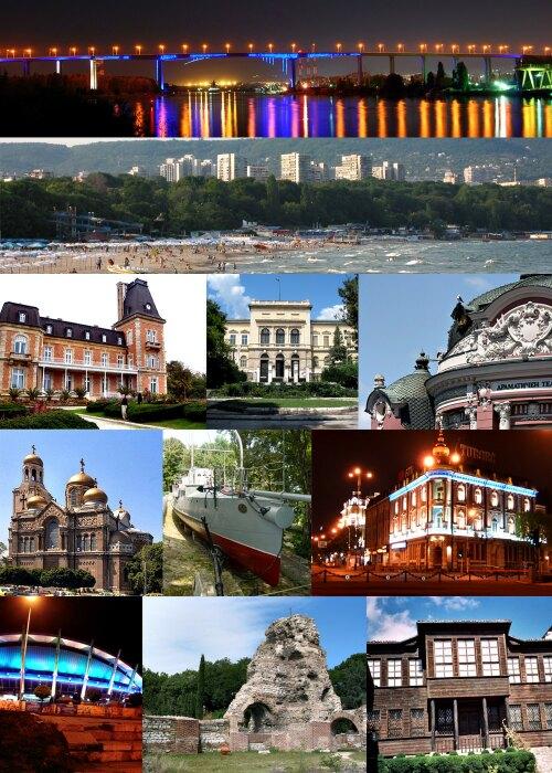 Varna Bulgaria (BG)