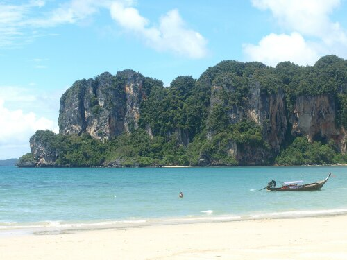 Railay Beach Thailand (TH)