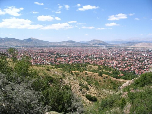Isparta Turkey (TR)