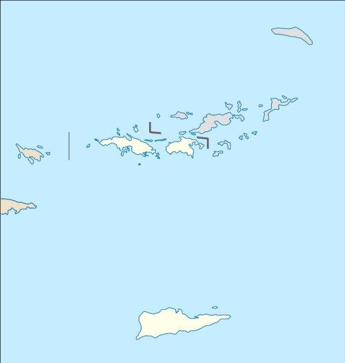 Tutu U.S. Virgin Islands (VI)