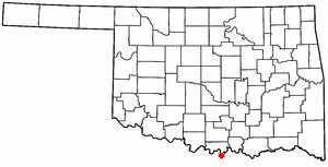 Thackerville United States (US)