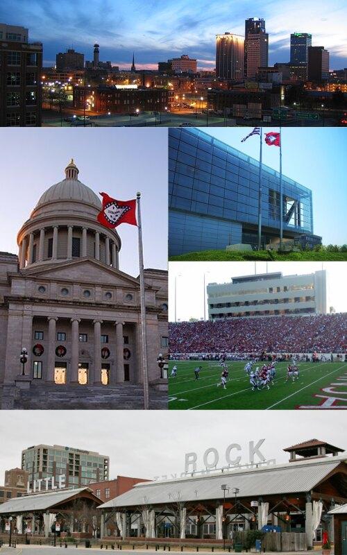 Little Rock United States (US)