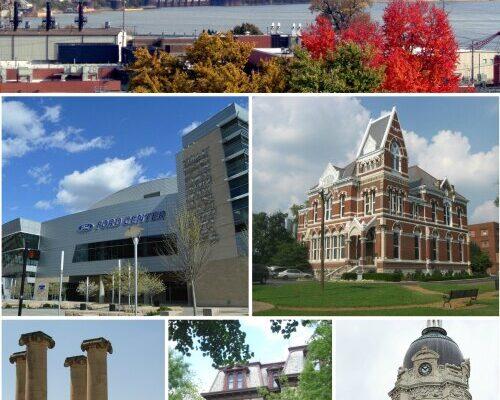 Evansville United States (US)