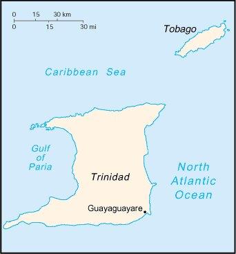 Guayaguayare Trinidad and Tobago (TT)