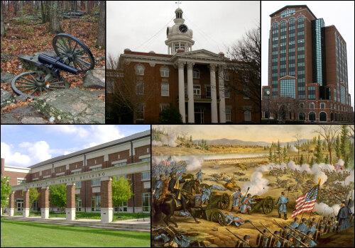 Murfreesboro United States (US)