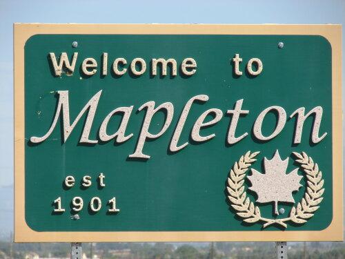 Mapleton United States (US)