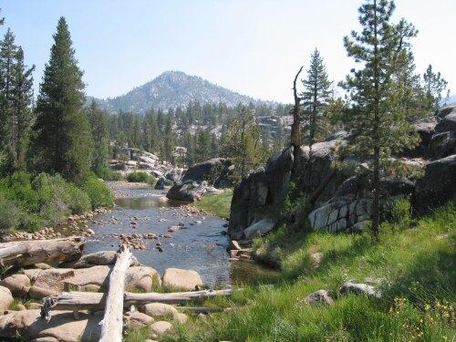 Mono Hot Springs United States (US)