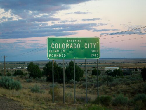Colorado City United States (US)
