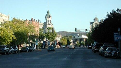 Baker City United States (US)
