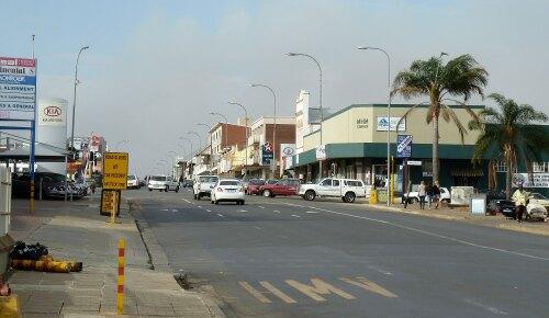 Vryheid South Africa (ZA)