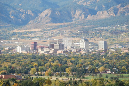 Colorado Springs United States (US)