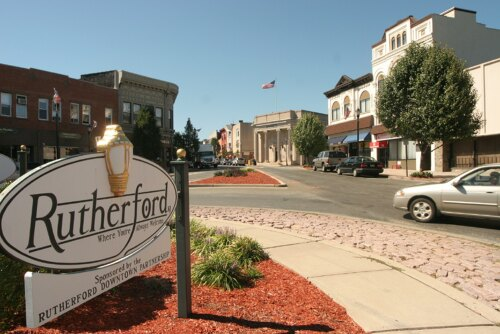 Rutherford United States (US)