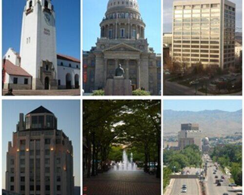 Boise United States (US)