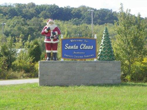 Santa Claus United States (US)