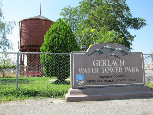 Gerlach United States (US)