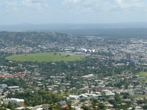 Laventille Trinidad and Tobago (TT)
