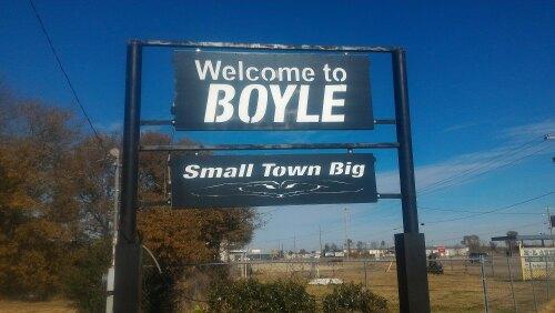 Boyle United States (US)