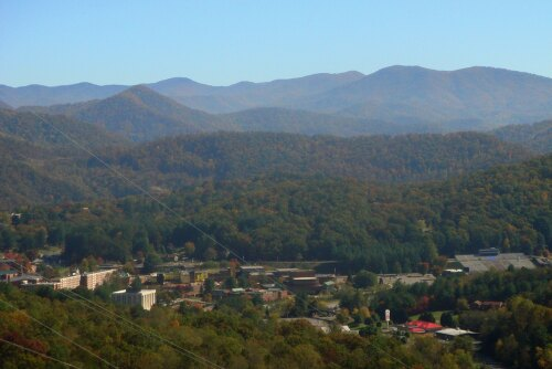 Cullowhee United States (US)