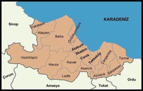 Salıpazarı Turkey (TR)