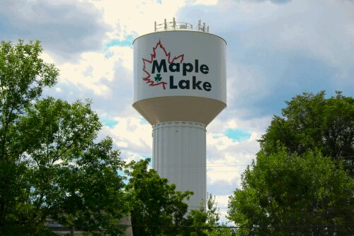 Maple Lake United States (US)