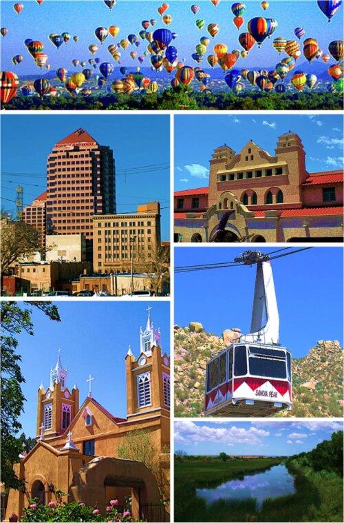 Albuquerque United States (US)