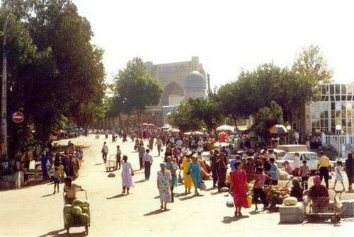 Samarkand Uzbekistan (UZ)