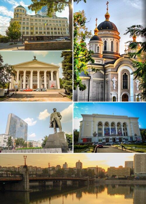 Donetsk Ukraine (UA)