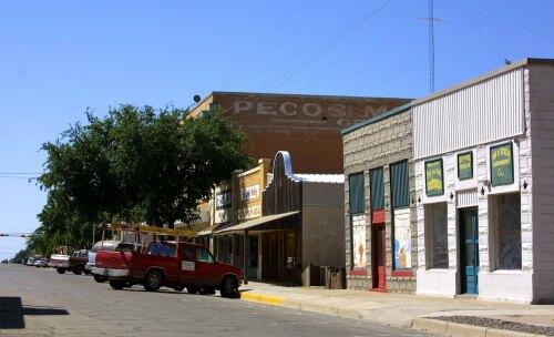 Pecos United States (US)